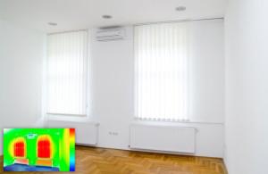 Termoizolacja pomieszczeń